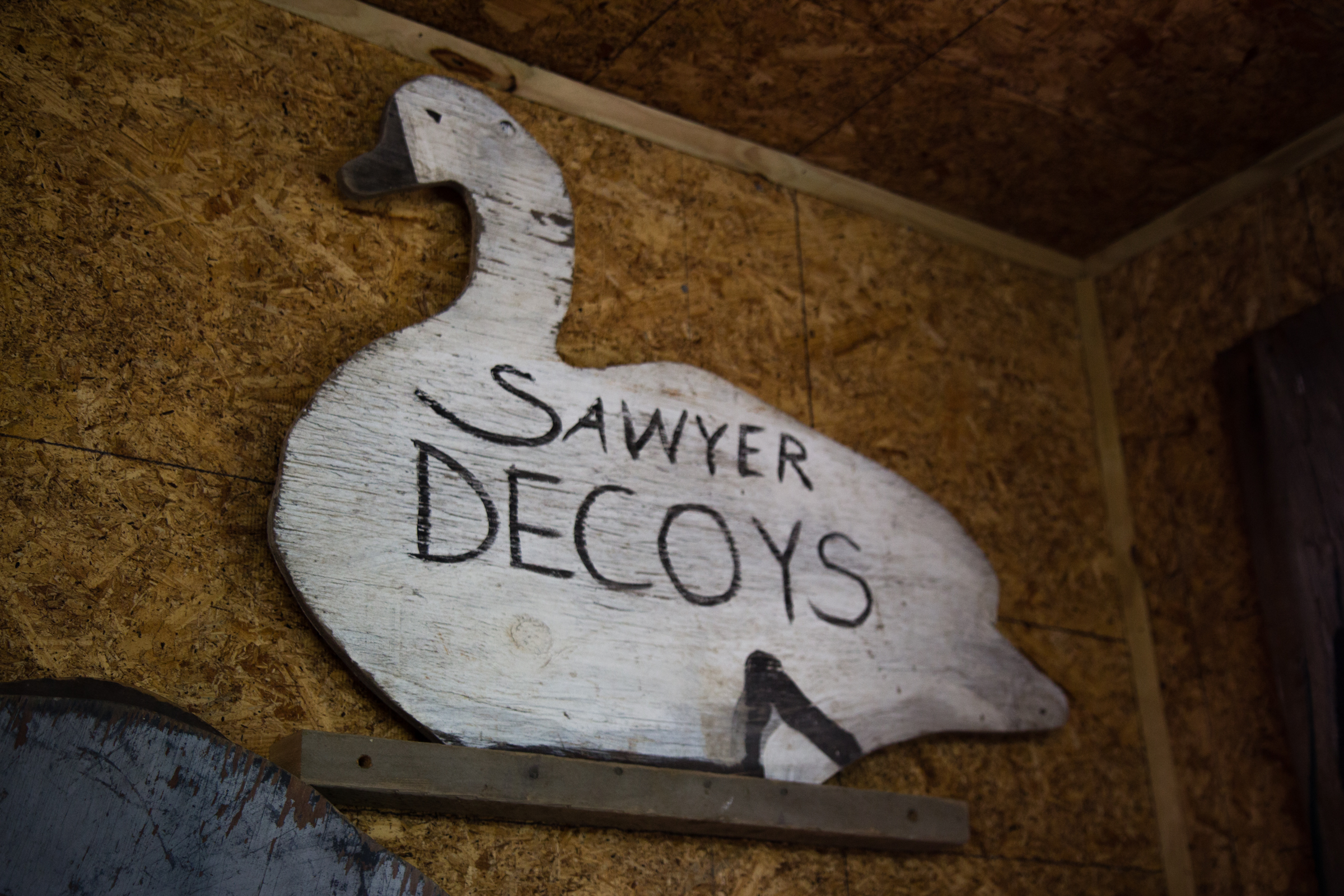 Sawyer Decoys